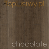Podłoga bambusowa EXCLUSIVE*DESIGN Bamboo Click H10 chocolate