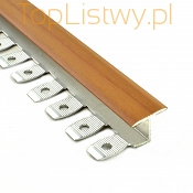 Listwa do gięcia Zic Zac 16x10mm olcha 41 dł:2,5m
