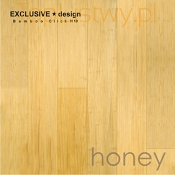 Podłoga bambusowa EXCLUSIVE*DESIGN Bamboo Click H10 honey